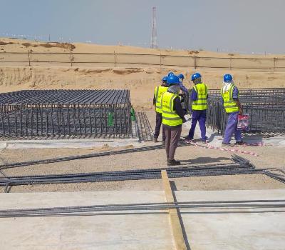 Umm Al Quwain IWP ACWA Water Project